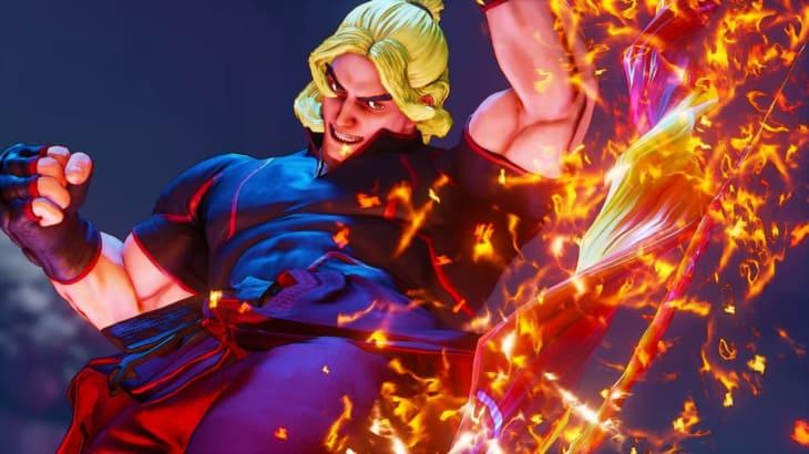 【スト5】ケンしか使えないんだが、ケンって強いの?