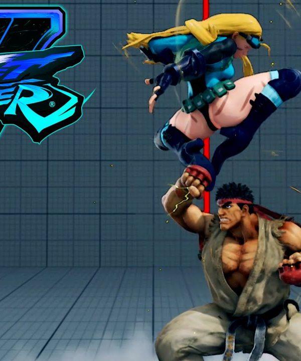 【スト5】Daigo Umehara (Ryu) VS Verloren (Cammy) SF5 * FT2 (Best of 3)