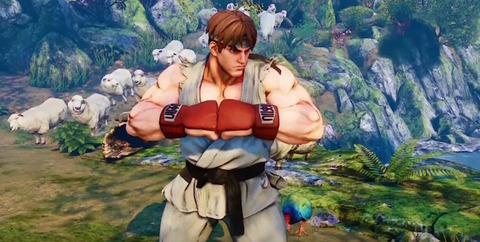 SFV+Classic+Ryu