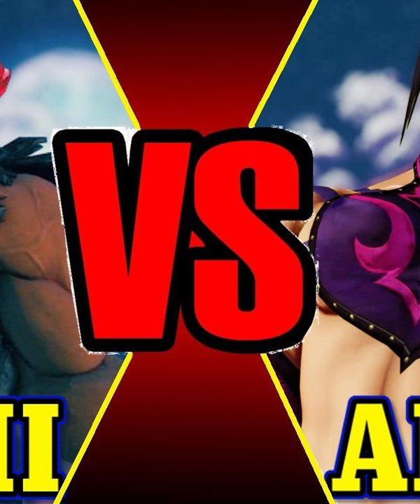 【スト5】SF5 S2 ➤ Aiai Juri VS. Yuhi Akuma【FT9 Hype Set】