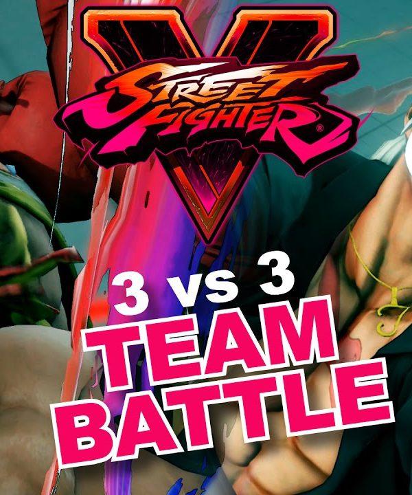 【スト5】SF5 Team Battle (HYPE Highlights) Ft. GAM DR Ray, SPM Caba and More