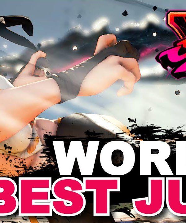 【スト5】SF5 * World's Best Juri in Season 2.5?