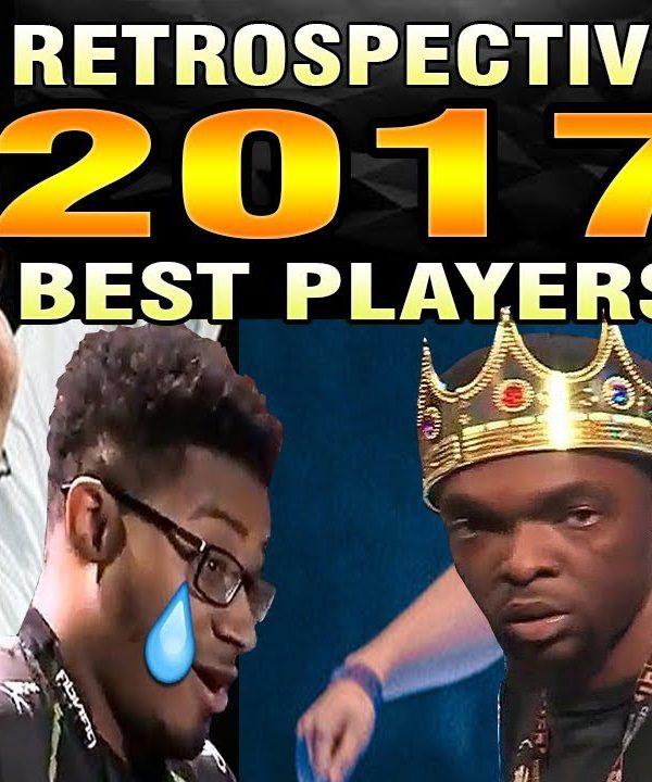 【スト5】SFV – Best Players & Best Moments in 2017