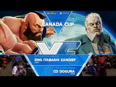 【スト5】SFV: DNG   Itabashi Zangief vs CO   Dogura – Canada Cup 2017 Loser FInals – CPT2017
