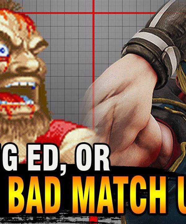 【スト5】SFV – Itazan (Zangief) Vs DiabloDOC (ED) – Ranked Matches