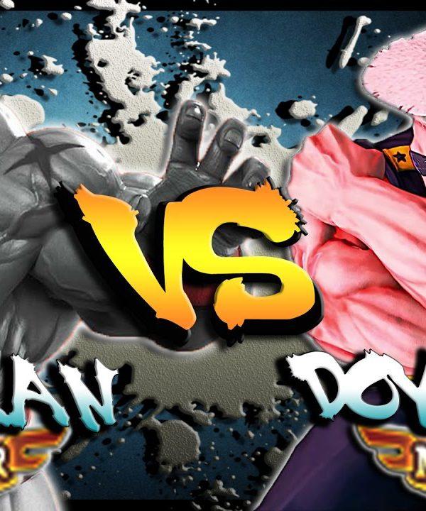 【スト5】SFV – Itazan ( Zangief ) Vs Doyanbo ( Master Guile ) * First to 10 * – SF5