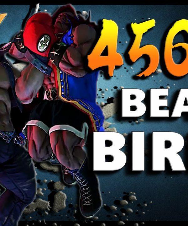 【スト5】SFV – Rank 2 In The World 456 HT ( Birdie ) Vs Diamond Warriors – SF5