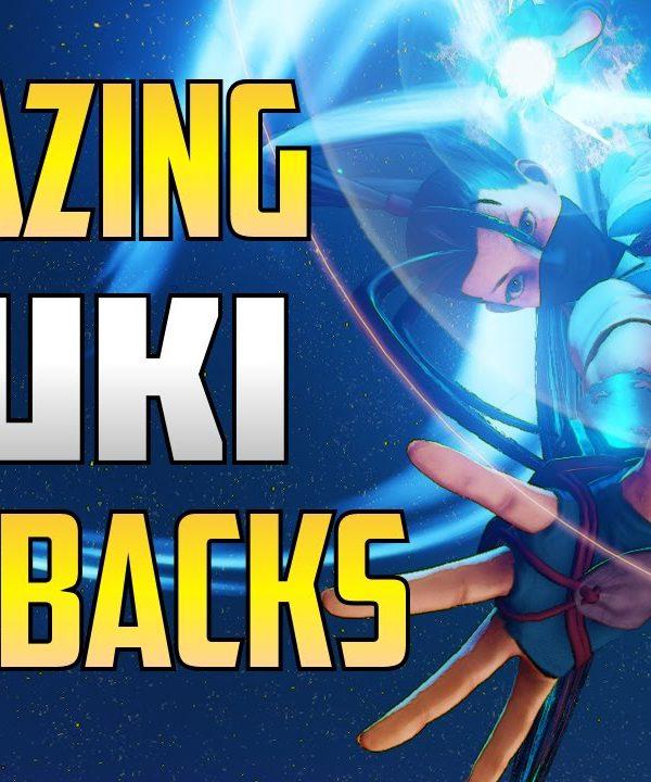 【スト5】SFV S2 ▰ AMAZING Ibuki Comebacks – Marn Vs 801Strider 【FT2 x2】Street Fighter V / 5 スト