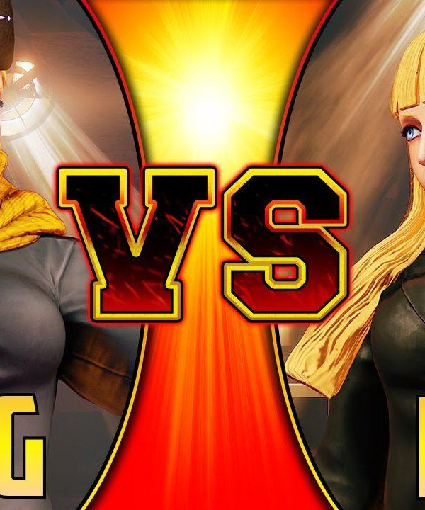【スト5】SFV S2 ▰ Justin Wong Vs Floe【Kolin Mirror Match】Street Fighter V / 5 スト