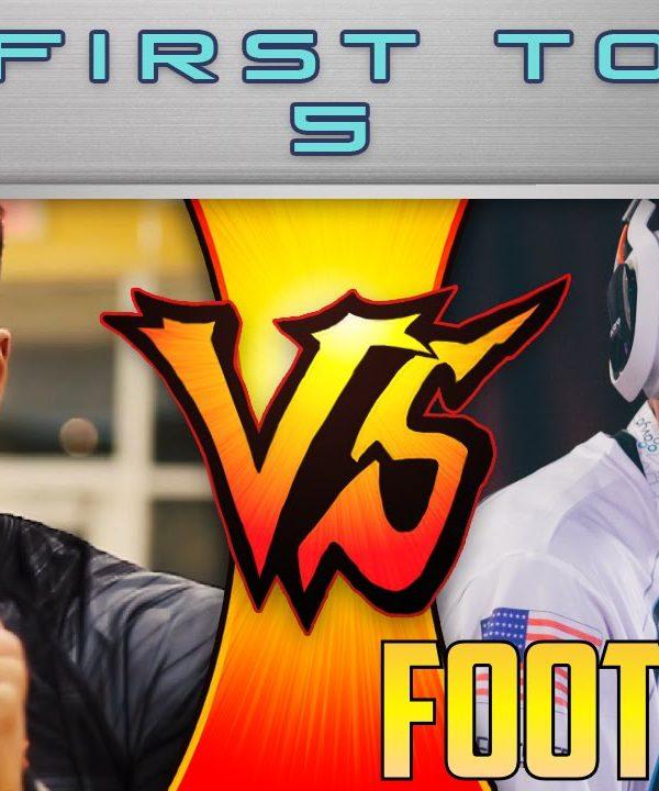 【スト5】SFV S2 ▰ LowTierGod Vs Footwurk FT5【First To 5】Street Fighter V / 5 スト