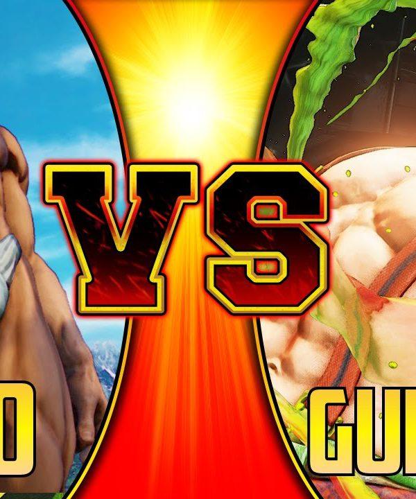 【スト5】SFV S2 ▰ Nemo Vs GunFight【FT2 Ranked Match】Street Fighter V / 5