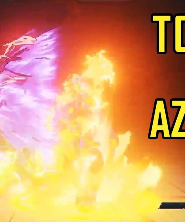 【スト5】SFVAE – Tokido (Akuma) vs. Azurite (Rank 6 Guile)