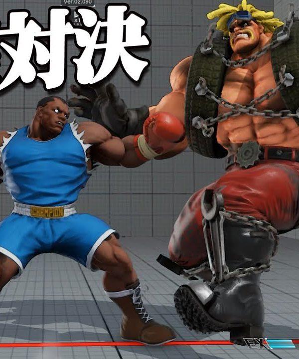 【スト5】スマッグ (バイソン) vs クールキッド (アビ) 最強バイソンと鬼ゲイルのガチ5先勝負 高画質上級対戦