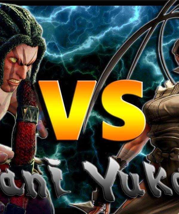 【スト5】Yukadon ( BEASTLY Ibuki ) VS Rank 1 Haitani ( Necalli )*Ranked Best of 3* – SF5 / SFV