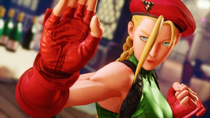 【スト5】キャミイのストライクとかに昇龍拳出せるレベルは上級者?