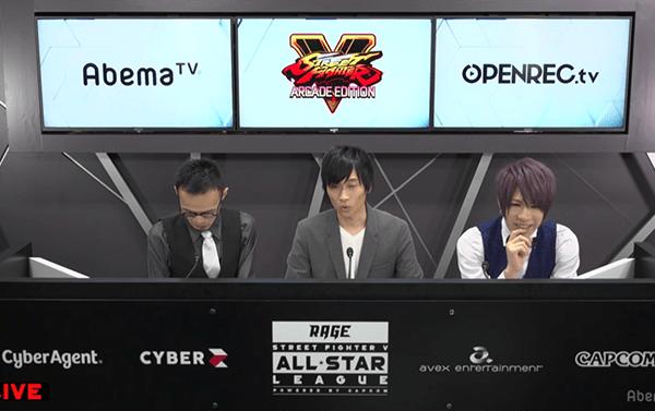RAGE SFV ALL-Star League 第1節結果 感想まとめ