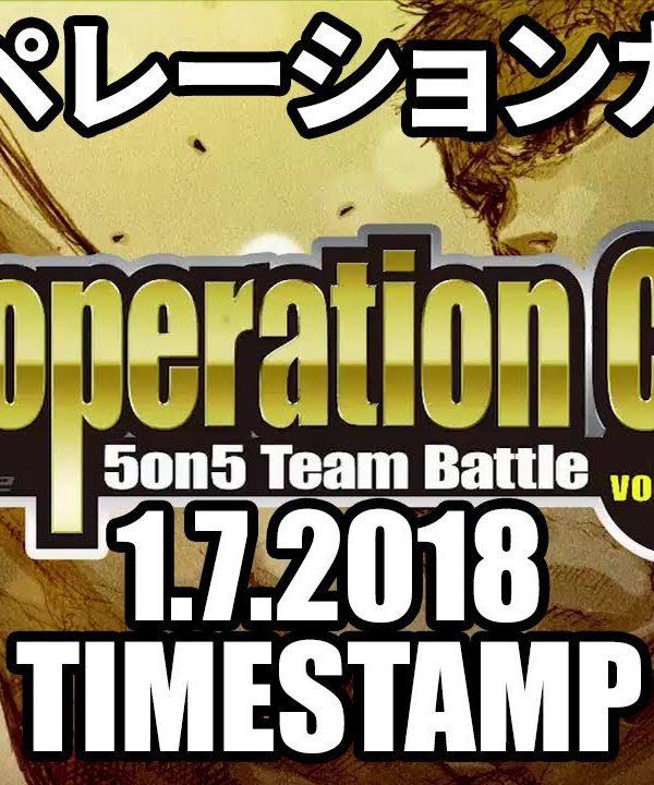 【紹介】ストⅢ3rd ■ クーペレーションカップ Cooperation Cup 2018 SFⅢ3rd
