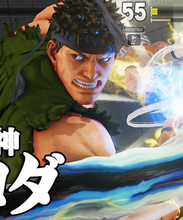 【スト5】「クロダ」 3rd神のスト5 ランクマッチ 3戦