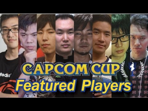 【スト5】SF5 ▰ Capcom cup Featured Players Compilation【カプコンカップ注目選手まとめ】
