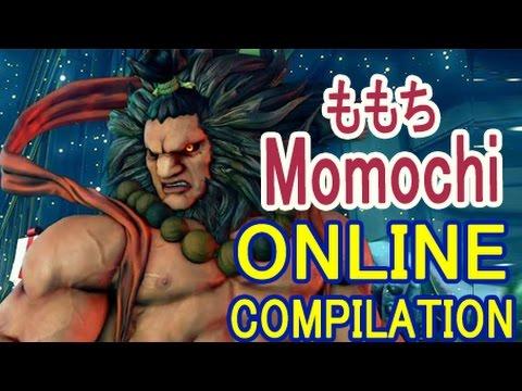 【スト5】SF5 ▰ ももちの豪鬼が凄い!強い!【Momochi(Akuma) Online Compilation】