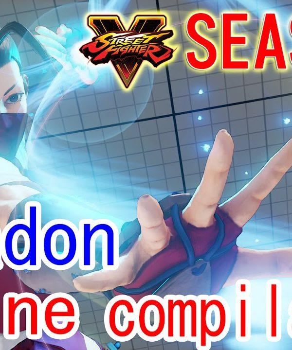 【スト5】SF5 S2 ▰ゆかどん(いぶき) シーズン2 降臨!【Yukadon(Ibuki) Online compilation】Part2