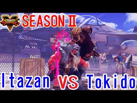 【スト5】SF5 S2 ▰ 板ザン(ザンギエフ) VS ときど(豪鬼)【Itazan(Zangief) VS Tokido(Akuma)】Part2
