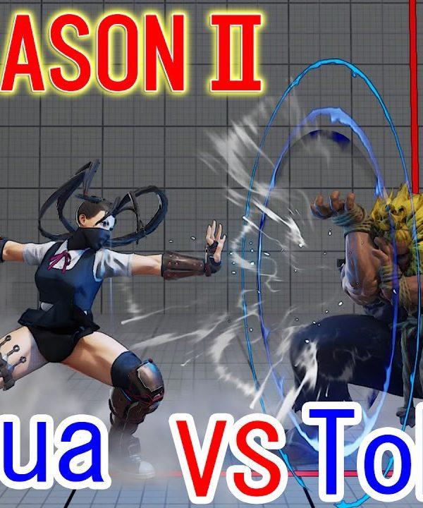 【スト5】SF5 season2▰Acqua(Ibuki) VS Tokido(Akuma) 【あくあ(いぶき) VS ときど(豪鬼)】