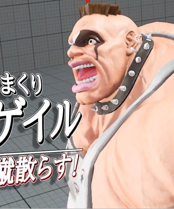 【スト5】【最高画質】猛者を蹴散らす「サコゲイル」仕上がりまくったsakoアビゲイル!