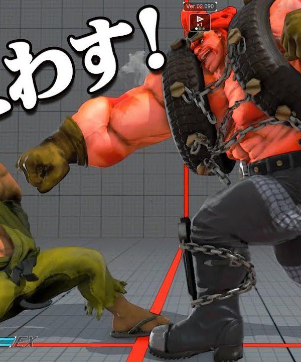 【スト5】プーンコ アビゲイル 破壊力抜群 めちゃうま 高画質上級ランクマッチ #3