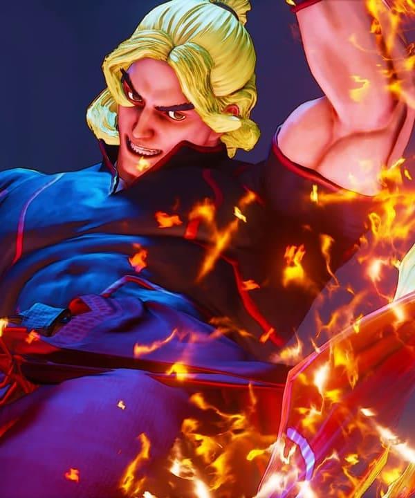【スト5】ケンの人気の無さは異常  未だにミラーやった事ない