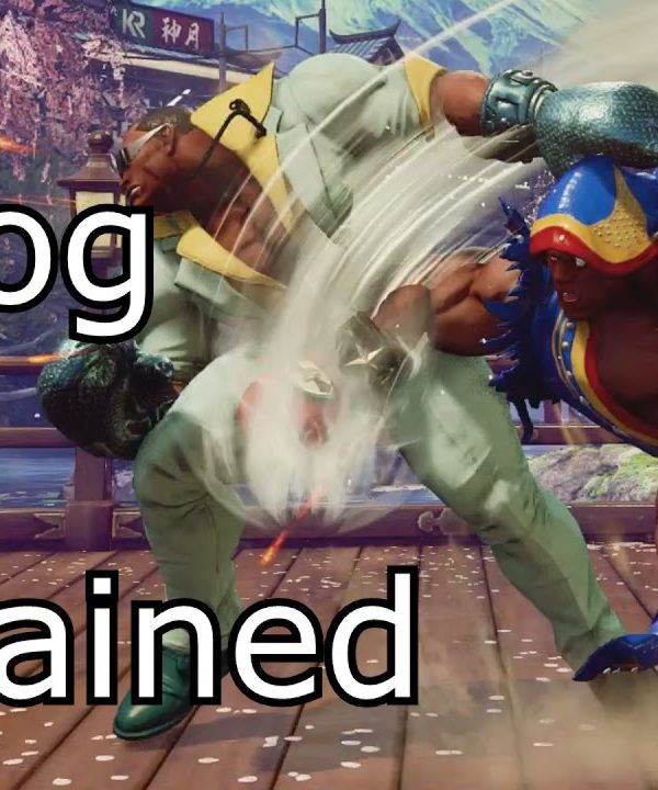 【スト5】Balrog TAP Lecture – How to Utilize and Defend Against