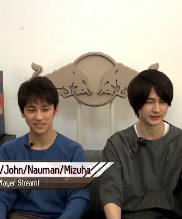 【スト5】BeasTV – 17/11/10 – 若手配信/Young Player Stream! (Part 1)
