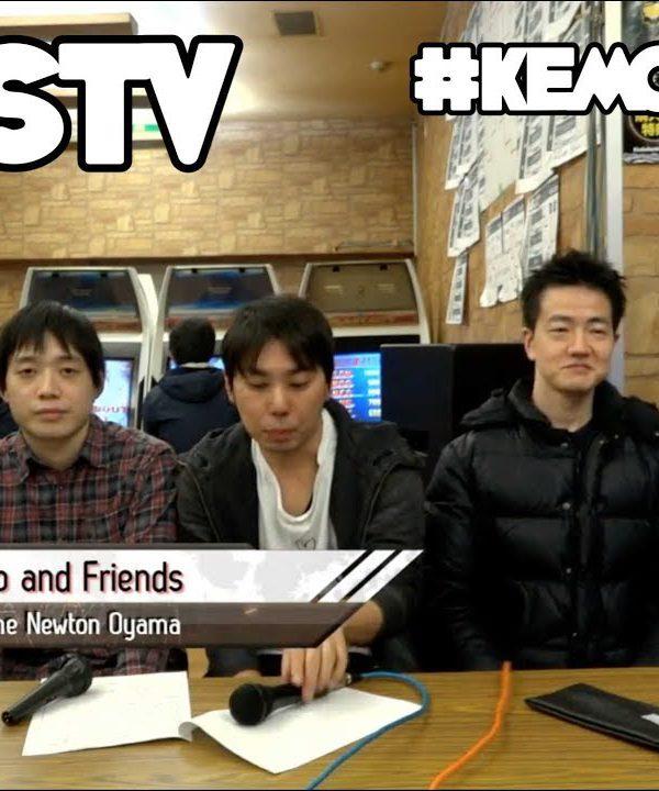 BeasTV – 17/12/29 – Kemonomichi Pre-Show @GAME NEWTON!