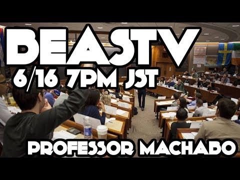 【スト5】BeasTV – 17/6/16 – Teach me, Machabo Sensei! #3