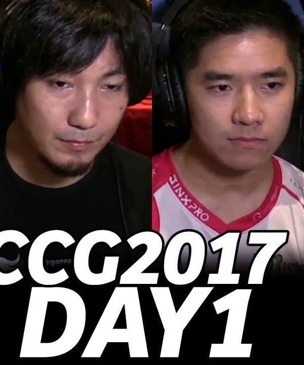【スト5】CANADA CUP 2017 SFV DAY1 (TIMESTAMP) Daigo ItaZan NuckleDu Sako XiaoHai 801Strider Smug Yukadon