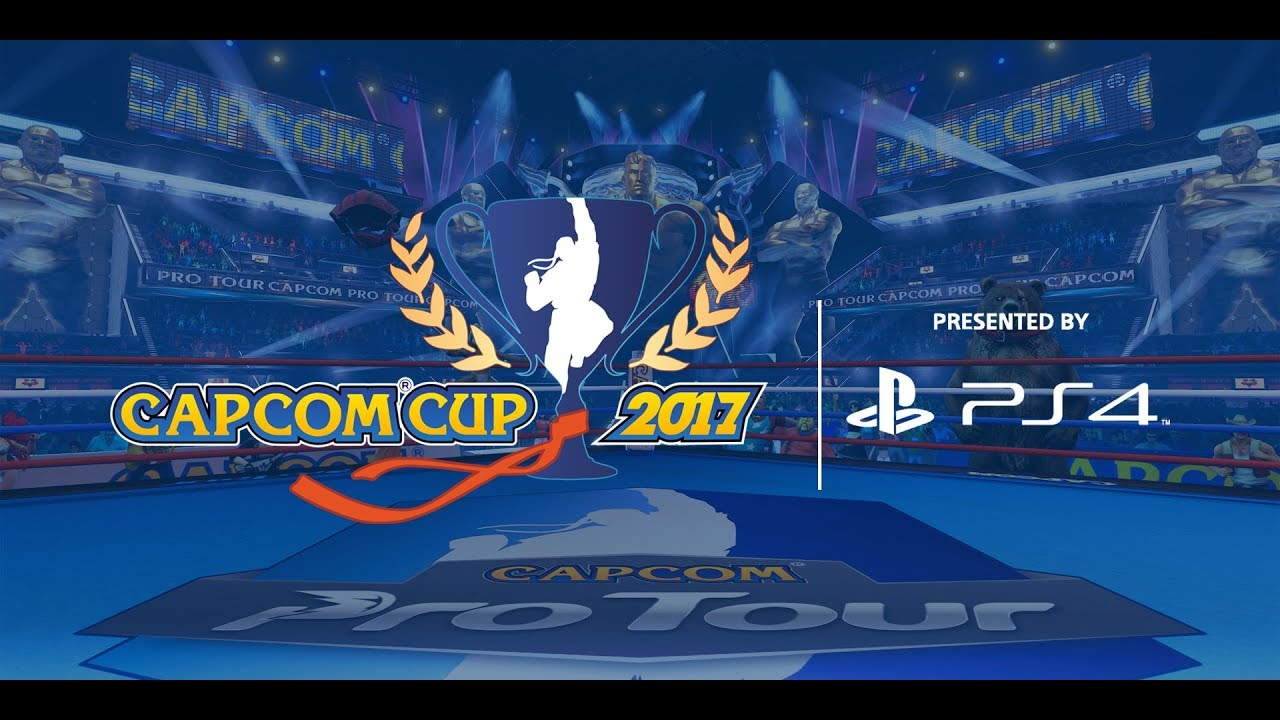 【スト5】Capcom Cup 2017 Preview Part 3 Player Profiles – Tokido, Ricki Ortiz, Bonchan, Smug