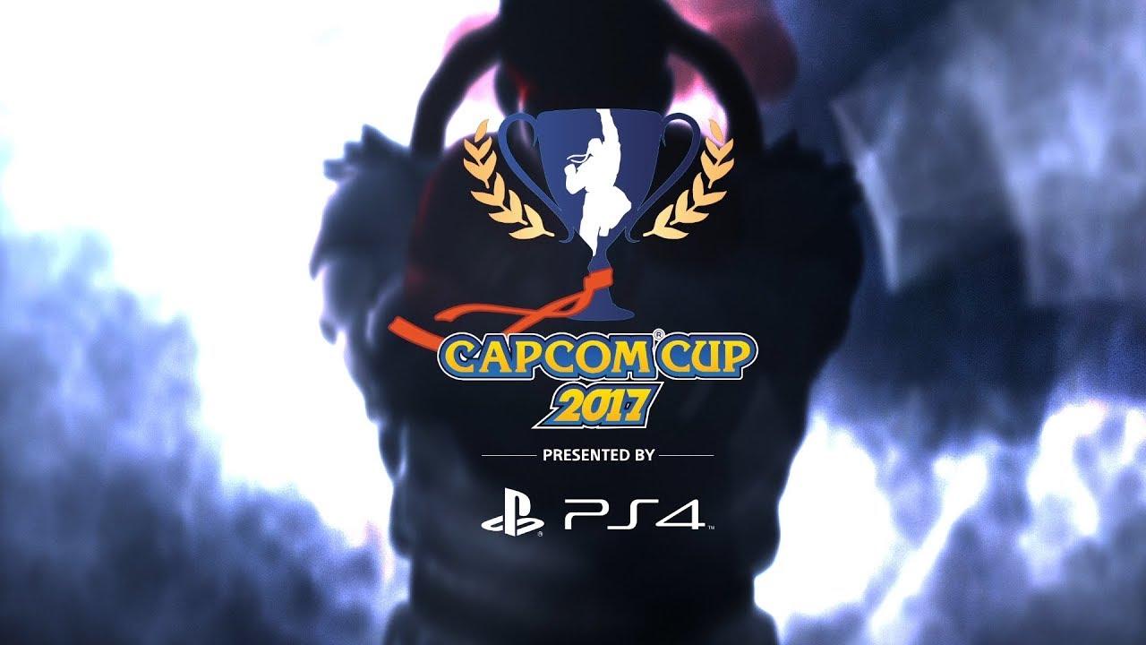 【スト5】Capcom Cup 2017 Trailer