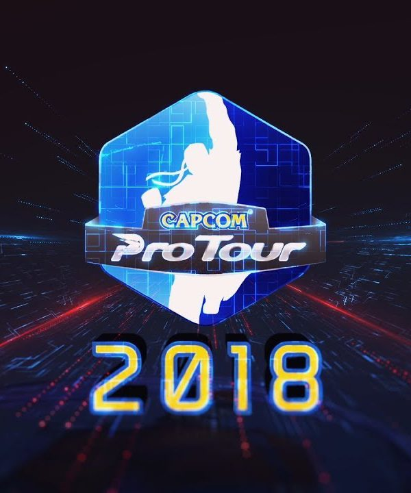 【スト5】Capcom Pro Tour 2018 Announcement Trailer