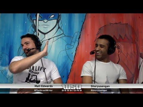 【スト5】Capcom UK presents WinnerStaysOn Sessions ft. Packz, Jammerz, Shoryusengan and Confz