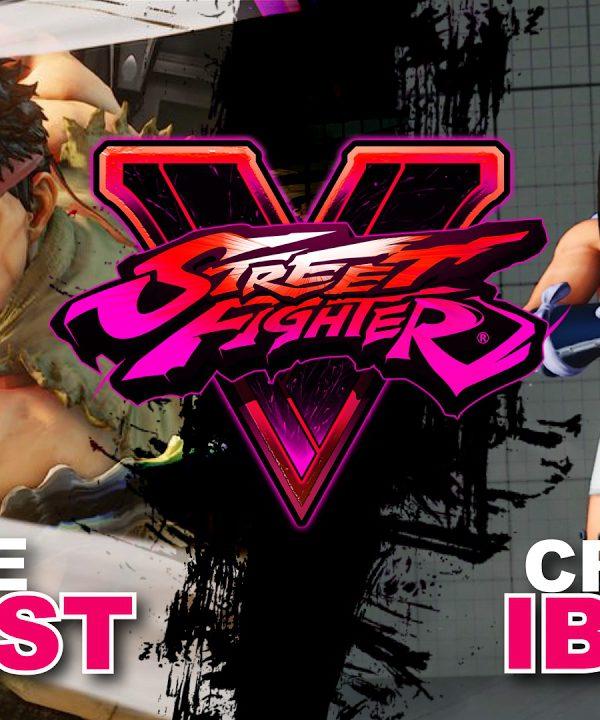 【スト5】Daigo Umehara (Ryu) VS Narikun (Ibuki) SF5 * FT2 (Best of 3)