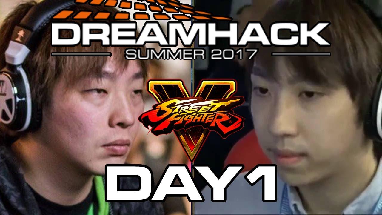【スト5】DREAMHACK SUMMER 2017 SFV DAY 1 BEST MATCHES (TIMESTAMP) ITAZAN SAKO YUKADON MAGO PHENOM BIGBIRD