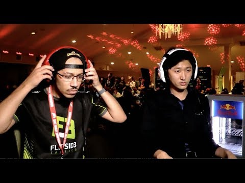 【スト5】【East Coast Throwdown 2017】[ TOP12 Losers ] AW ネモ(ユリアン)vs alucarD(アビゲイル)