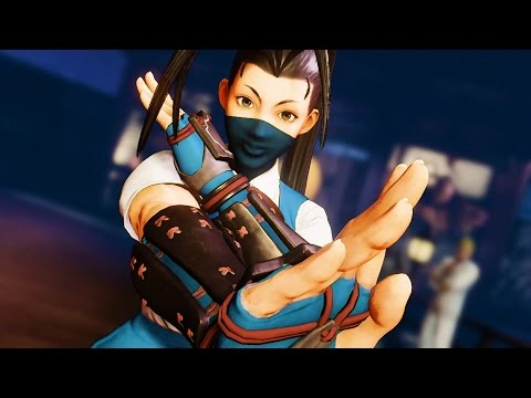 【スト5】ELEAGUE – SFV Invitational, Character Profile: Ibuki