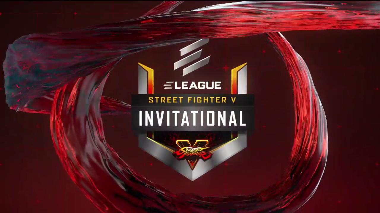 【スト5】ELEAGUE – Street Fighter V Invitational – Group C, Quarterfinals (BO5)