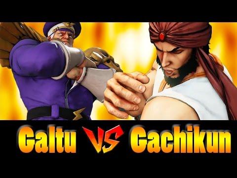 【スト5】Galtu(M.BISON) vs Gachikun(RASHID) ガルツ vs ガチ君