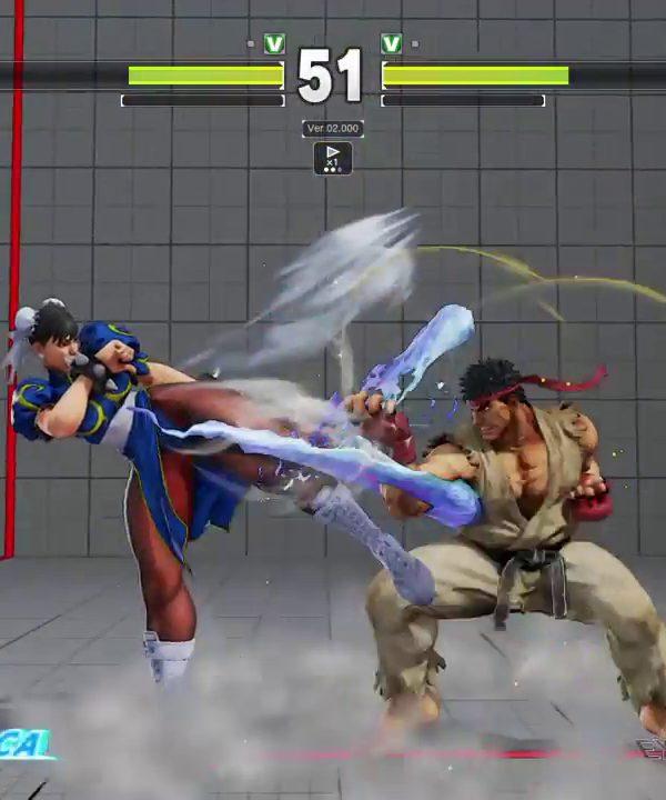 【スト5】ウメハラがGO1戦で魅せた背水の逆転劇(失敗)