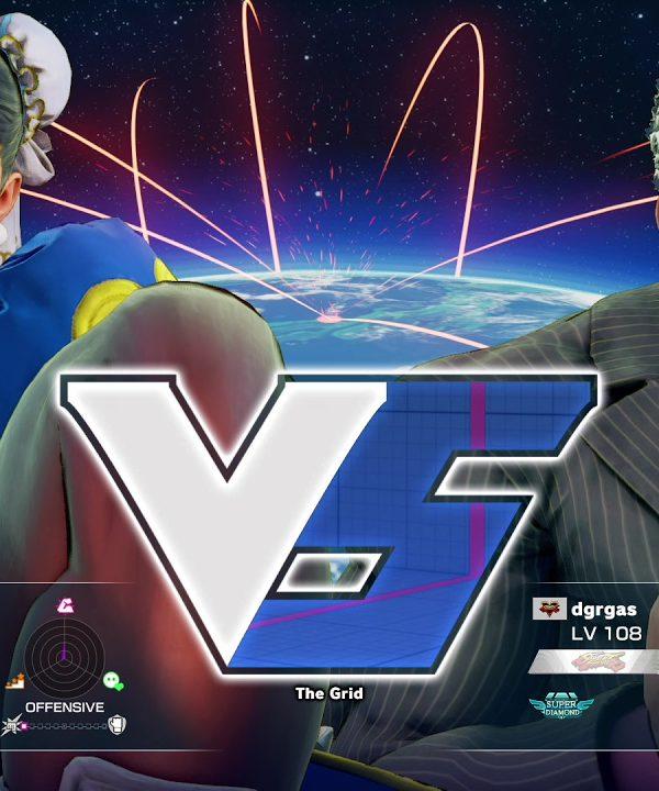 【スト5】GO1(春麗)vs どぐら(ユリアン)