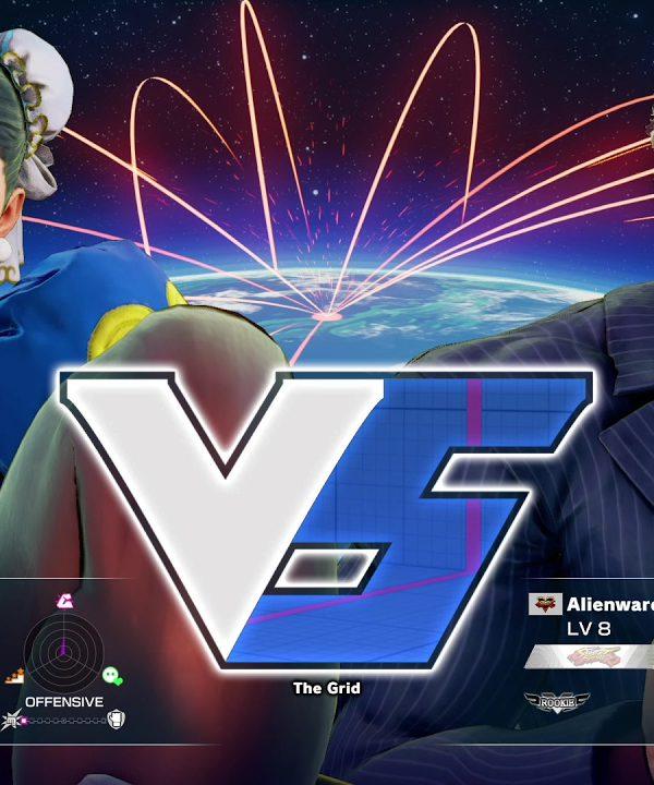 【スト5】GO1(春麗)vs ねも(ユリアン)