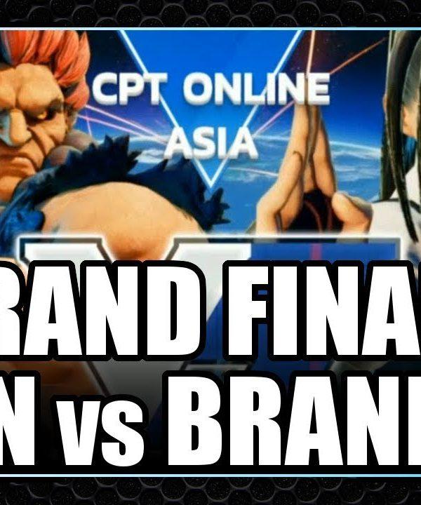 【スト5】Grand Finals XIAN BRANDON CPTO ASIA