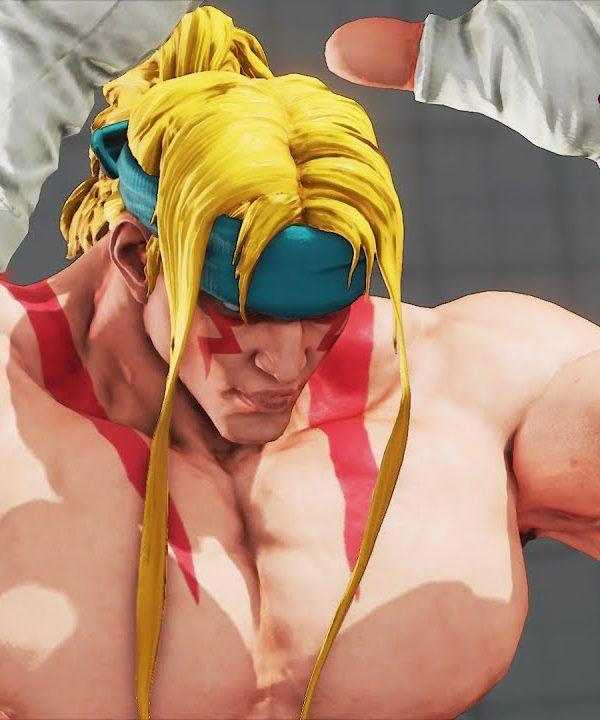 【スト5】Gunfightアレックス 上級ランクマッチまとめ #3 最強アレクの清々しい強さ 良い画質